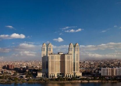 Fairmont Nile City, Cairo