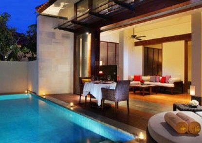 Fairmont Sanur Beach Bali Teras