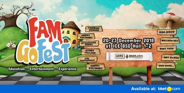FAM GO FEST 2018