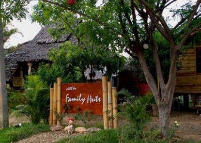 Family Huts
