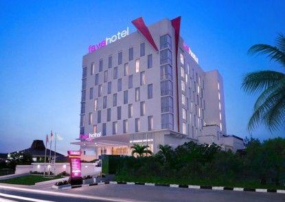 Favehotel Palembang Eksterior