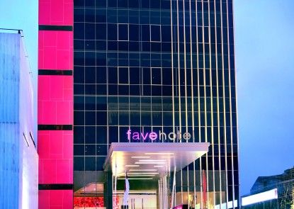 favehotel Pasar Baru Eksterior