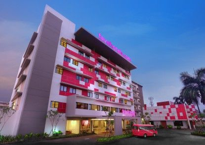 favehotel Bandara Tangerang Eksterior