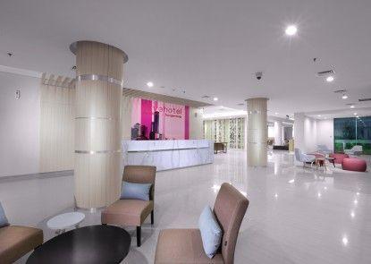 favehotel Bandara Tangerang Lobby