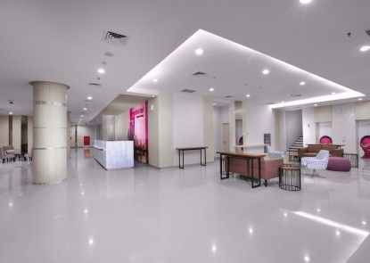 favehotel Bandara Tangerang Penerima Tamu