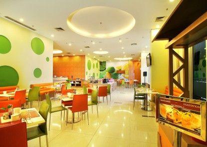 Favehotel Solo Baru Teras