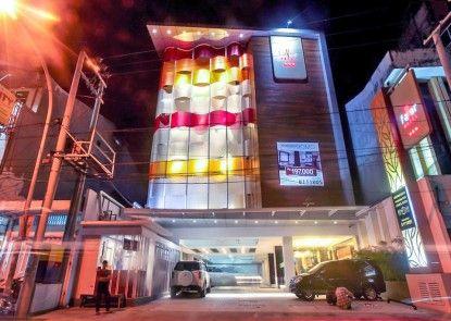 Favor Hotel Makassar Eksterior