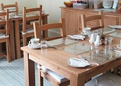 Fenland Guest House Teras