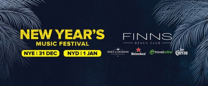 harga tiket FINNS BEACH CLUB NEW YEAR CELEBRATION 2018