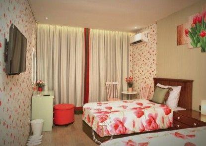 Fiori Hotel Kamar Tamu