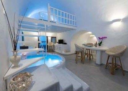 Fira white residence