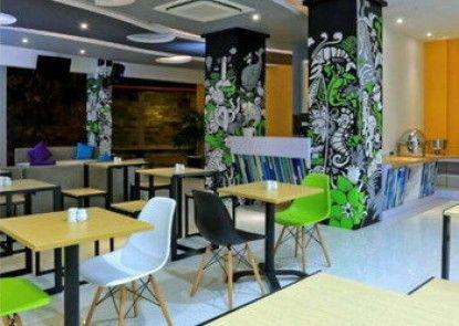 Fizz Hotel Lombok Teras