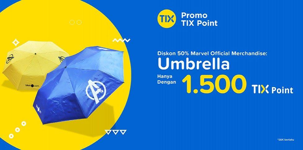 Tix Point - Flash Deals Promo