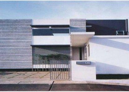 FLAT06. Minimalist Residence Eksterior