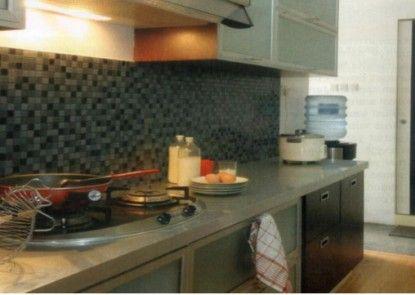 FLAT06. Minimalist Residence Dapur