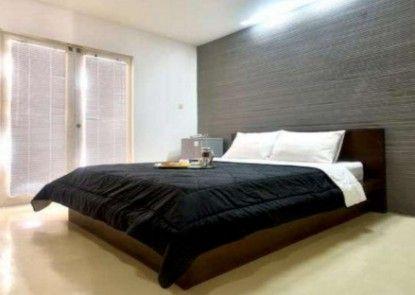 FLAT06. Minimalist Residence Kamar Tamu