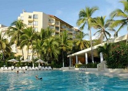 Fontan Ixtapa Beach Resort Teras
