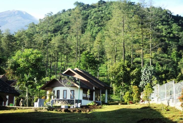 Foresta Resort Padusan Cottage Jasmine