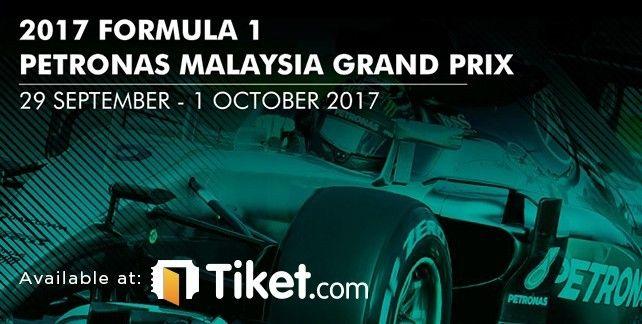 Formula 1 Sepang Malaysia Grand Prix 2017