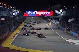 Formula 1 Singapore Grand Prix 2017