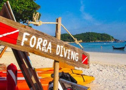 Forra Diving Resort - Pattaya Beach - Koh Lipe