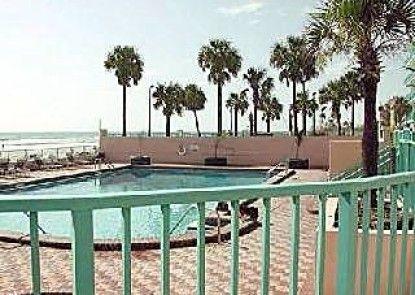 Fountain Beach Resort Teras