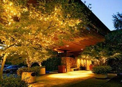 Fountaingrove Inn Hotel & Conference Center Teras