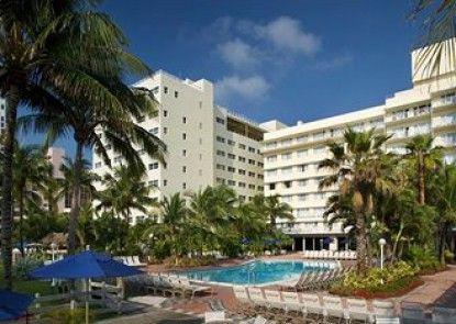 Four Points by Sheraton Miami Beach Teras