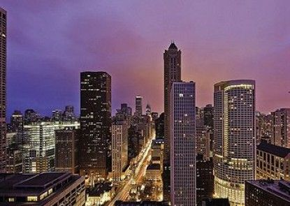 Four Seasons Hotel Chicago Teras