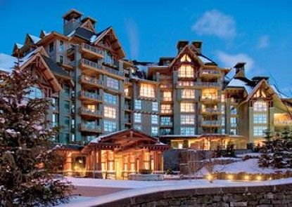 Four Seasons Resort Whistler Teras