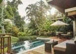Pesan Kamar Vila, 2 Tempat Tidur Queen, Pemandangan Kebun di Four Seasons Resort Bali at Sayan