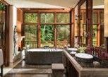 Pesan Kamar Vila, 1 Tempat Tidur King (riverfront) di Four Seasons Resort Bali at Sayan