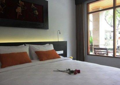 Fourteen Roses Hotel Legian Teras