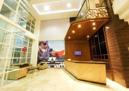 Fox Harris City Center Bandung Penerima Tamu
