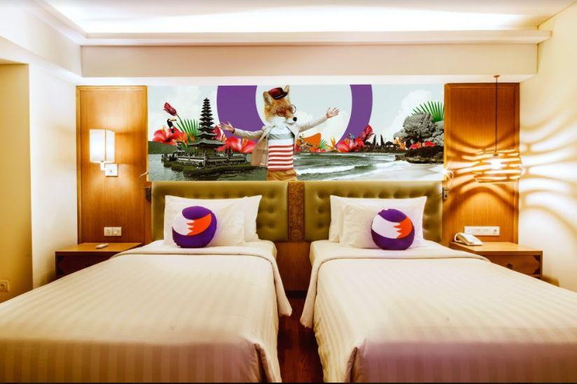 FOX HARRIS Hotel Jimbaran Beach (ex. Pramapada Jimbaran Hotel), Badung