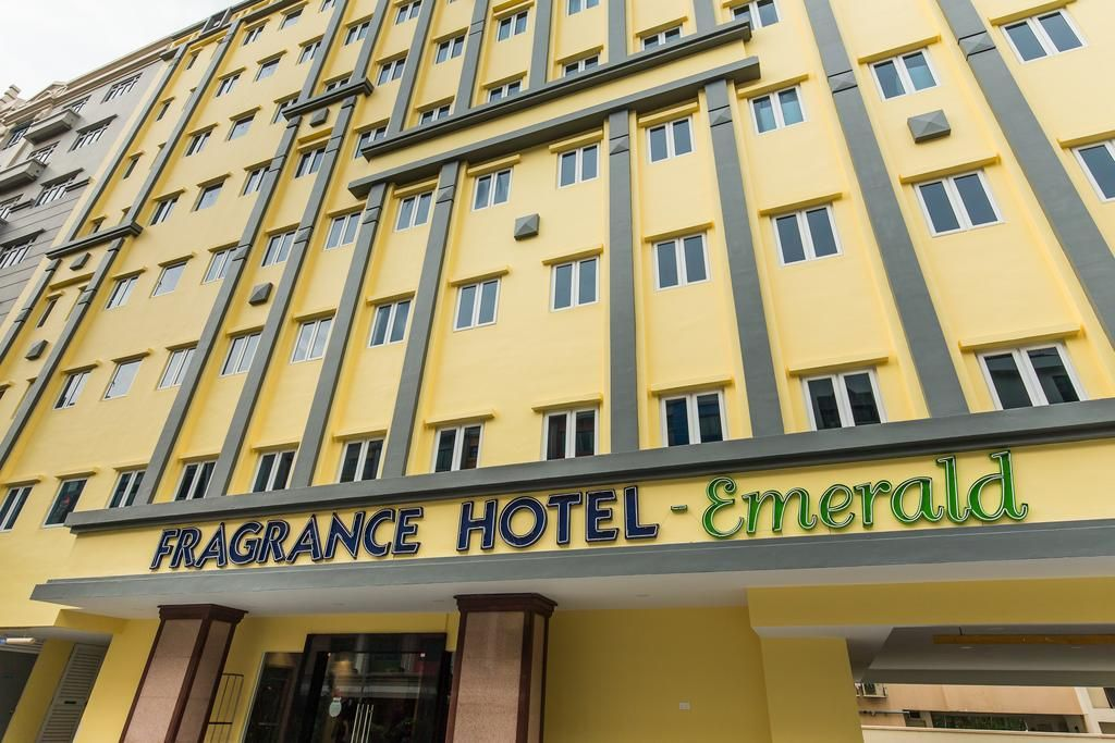 Fragrance Hotel - Emerald, Geylang
