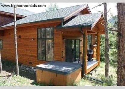 Frisco Cedar Cabin by Bighorn Rentals