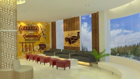 Front One Hotel Airport Solo, Solo