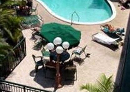 Ft. Lauderdale Beach Resort Hotel & Suites Teras