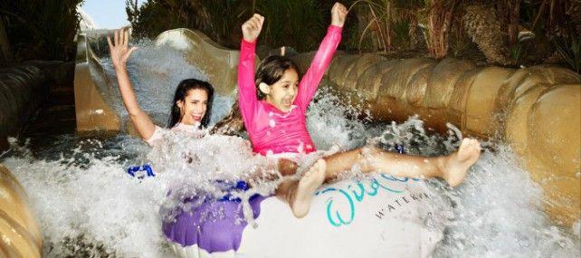 Full Day Pass at Wild Wadi Water Park