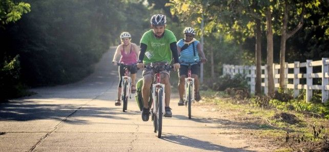 Full-day Cycling Tour of Chiang Mai Countryside