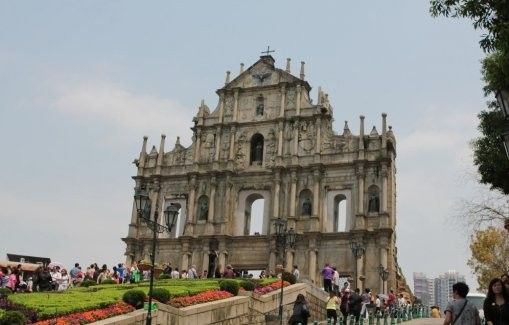 Full-day Tour to Macau from Hong Kong with Transfers