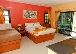 Pesan Kamar Kamar Triple di Fullmoon Beach Resort