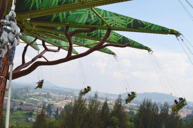 Funland Mikie Holiday Resort Medan