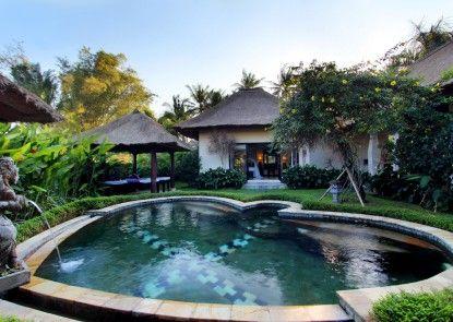 Furama Villas and Spa Ubud Kolam Renang Pribadi