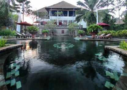 Furama Villas and Spa Ubud Kolam Renang Utama