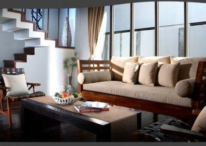 FuramaXclusive Villas and Spa Ubud Kamar Tamu