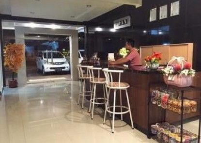 Gading Guest House Teras