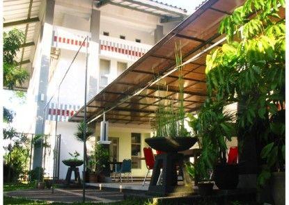 Gadjah Mada University Club (UC UGM) Teras