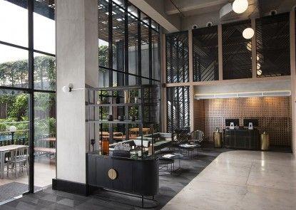 GAIA Cosmo Hotel Lobby